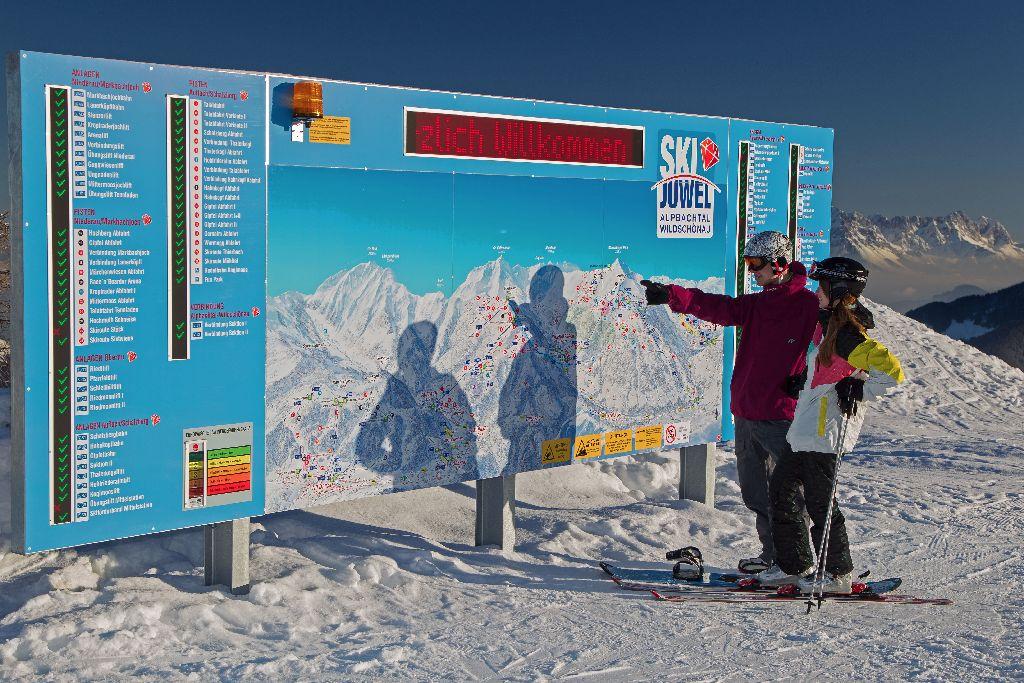 Ski Juwel Wildschönau Schatzberg 6