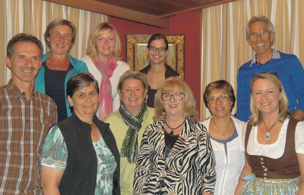 Sprengel-Vorstand 2015