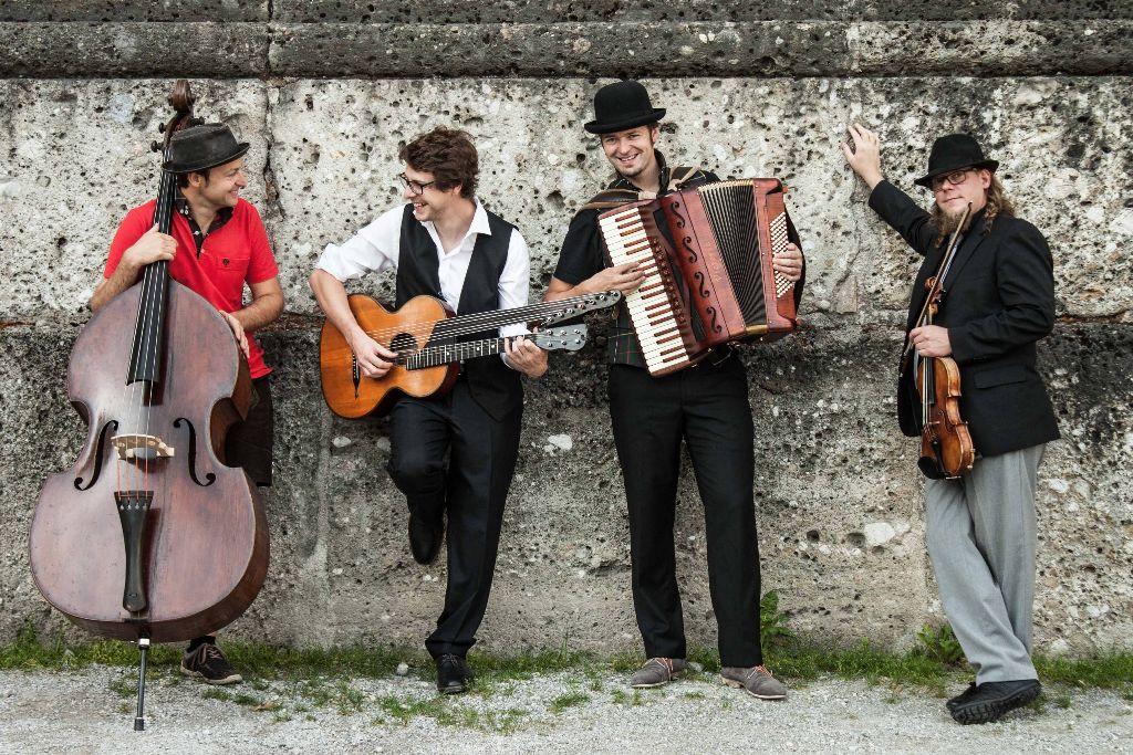 Tyrol music project