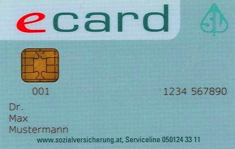 E-Card-Vorderseite