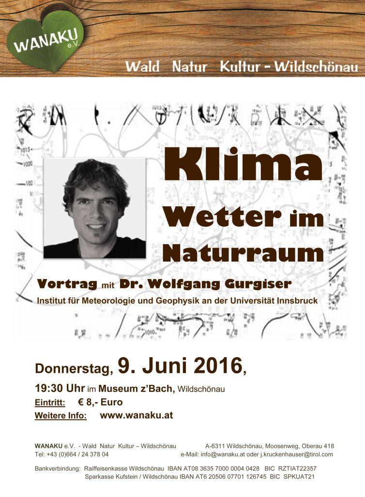 Plakat Klima 2016