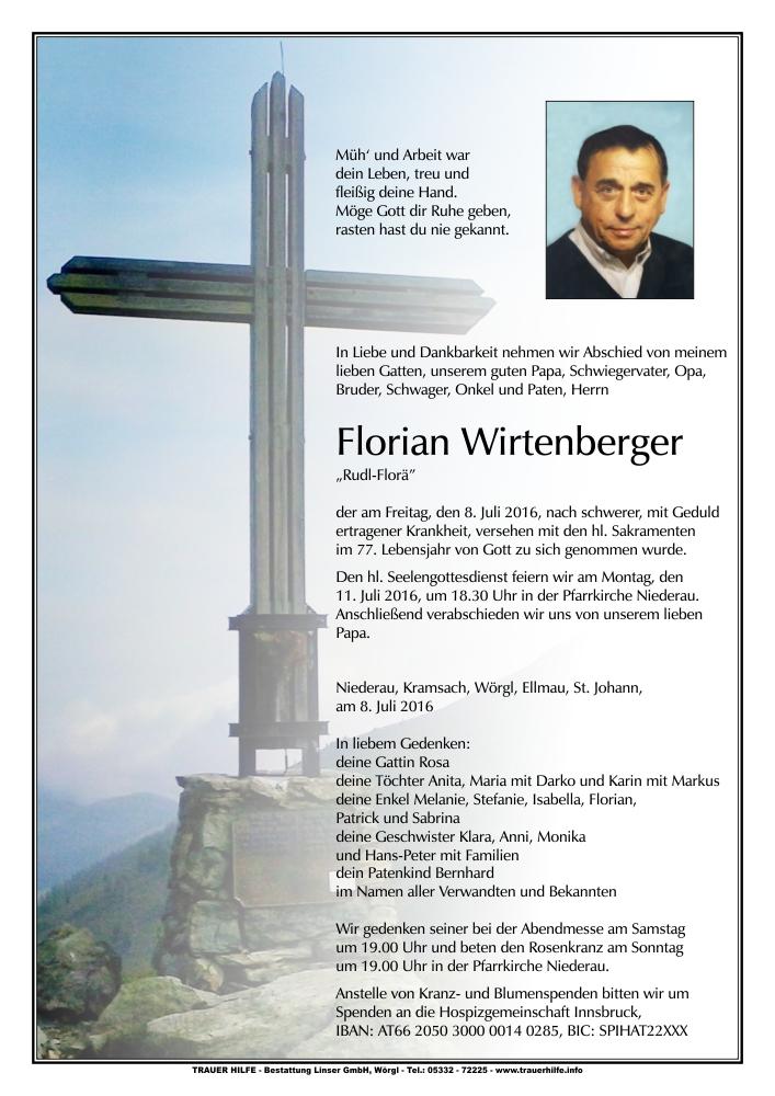 Florian Wirtenberger